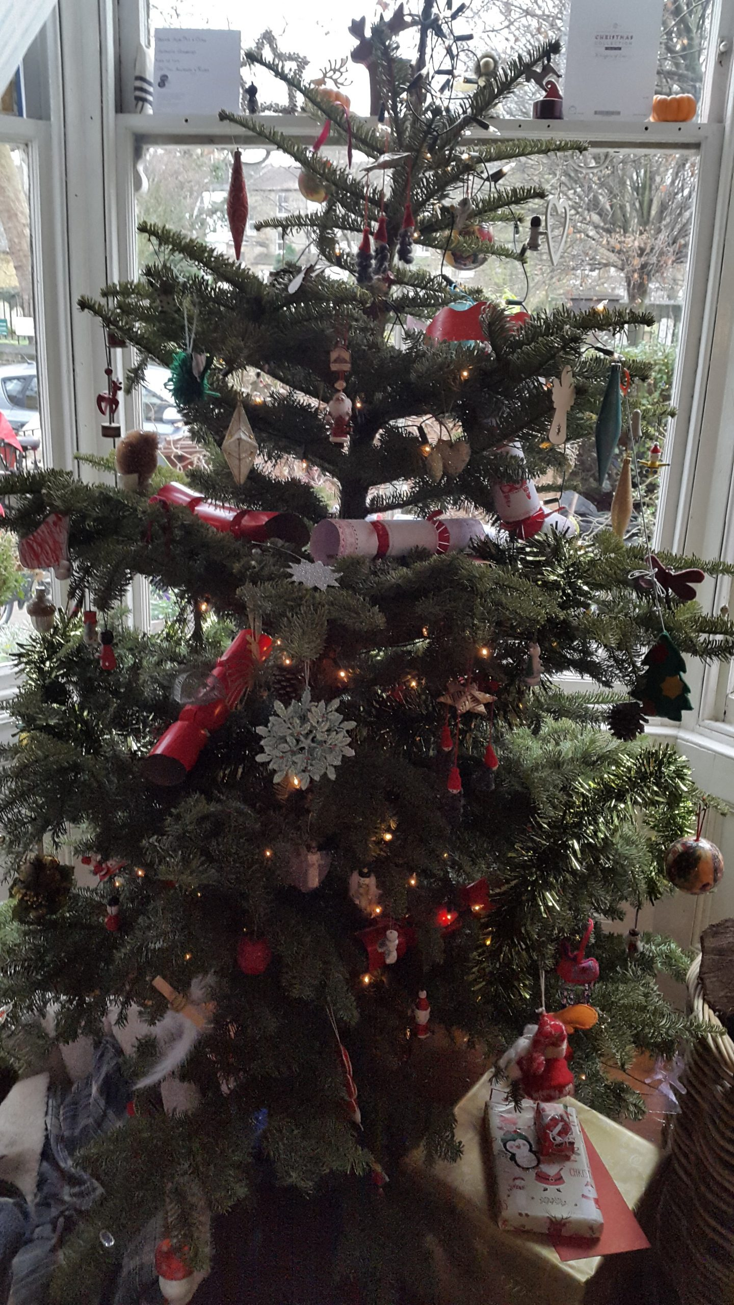 12 Blogs under the Christmas tree #3